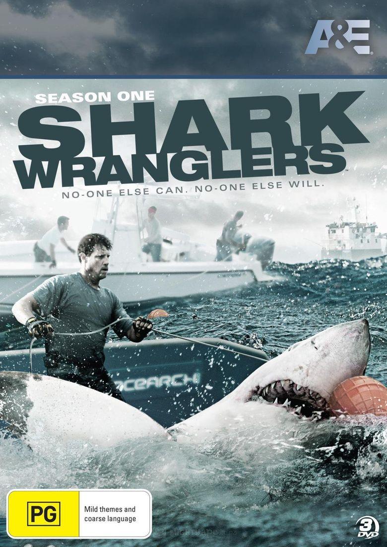 Shark Wranglers Poster