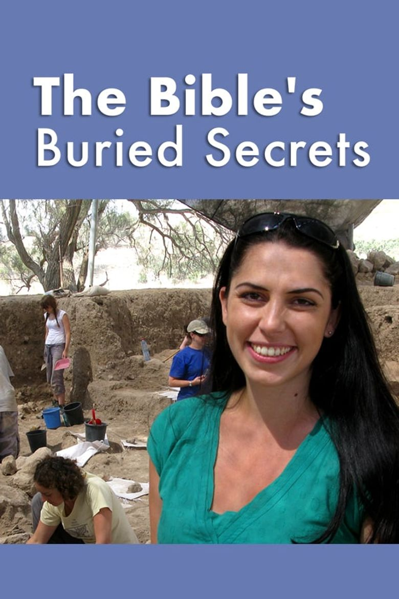 Bible's Buried Secrets Poster