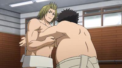 Season 01, Episode 05 The Refreshing Sumo Wrestler, Sada Mizuki