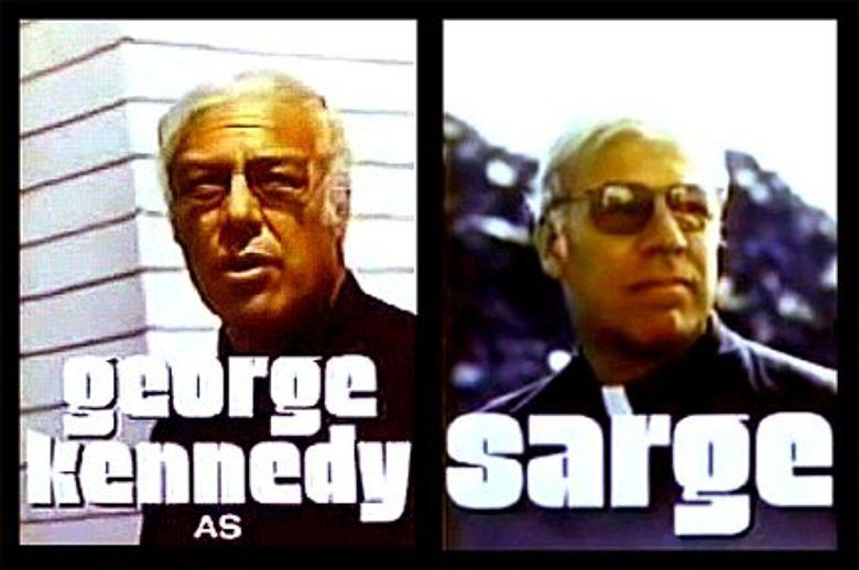 Sarge Poster