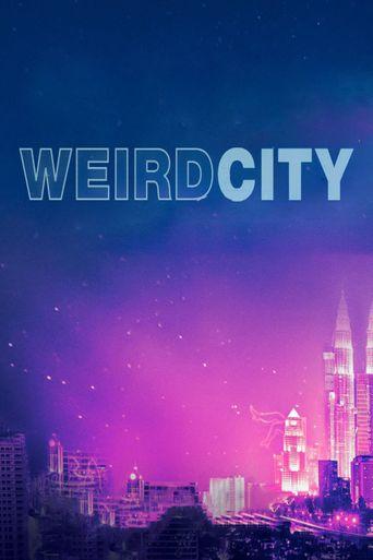 Weird City Poster