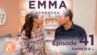 Season 01, Episode 41 Karma is…