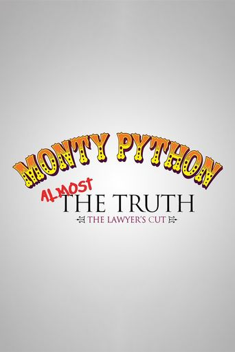 Monty Python: Almost the Truth (The Lawyer's Cut) Poster