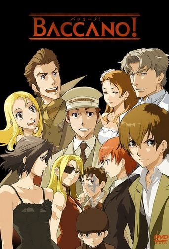 Watch Baccano!