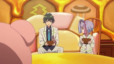 Season 02, Episode 06 Kurumi and the Teddy Bear Kingdom