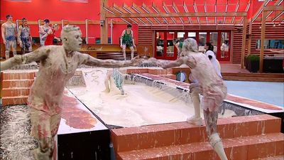 Season 01, Episode 03 HOH Competition