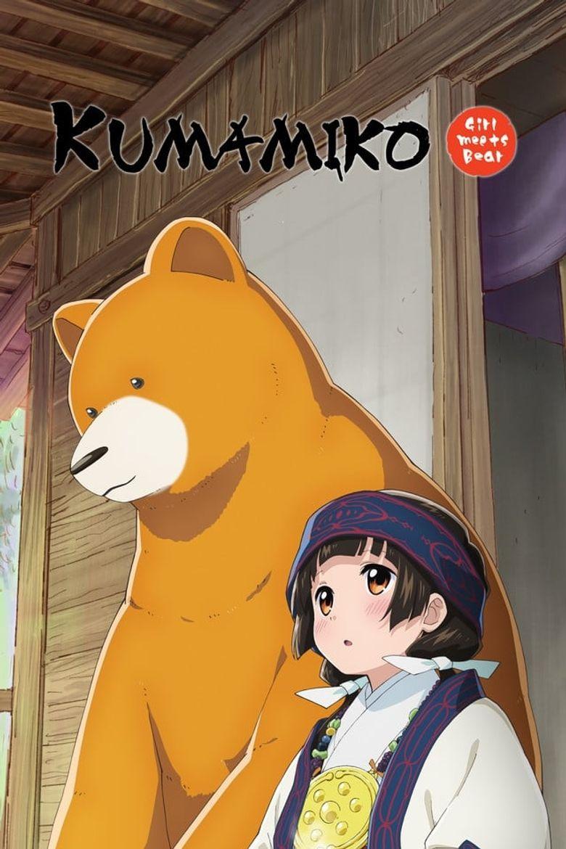 Girl Meets Bear Poster