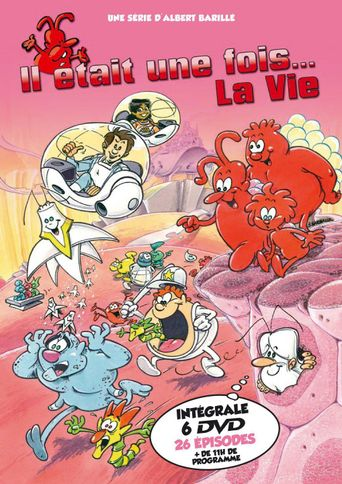 Once Upon a Time... Life Poster