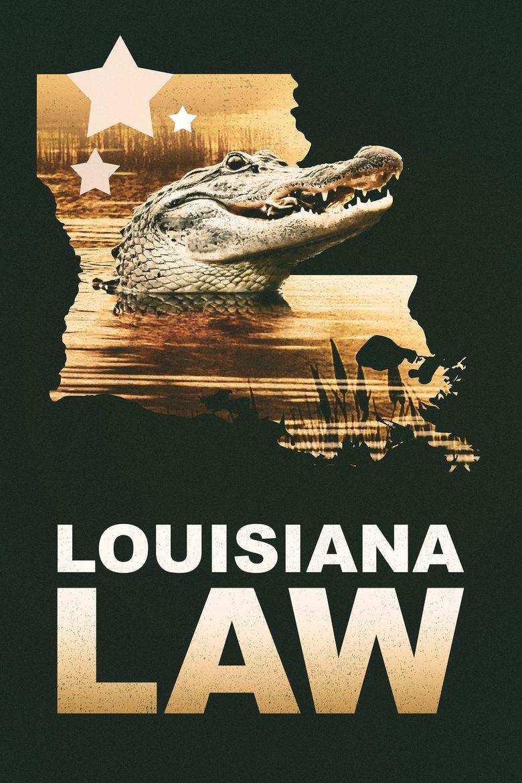 Louisiana Law Poster