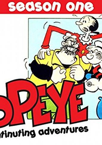 Popeye: The Continuing Adventures Poster