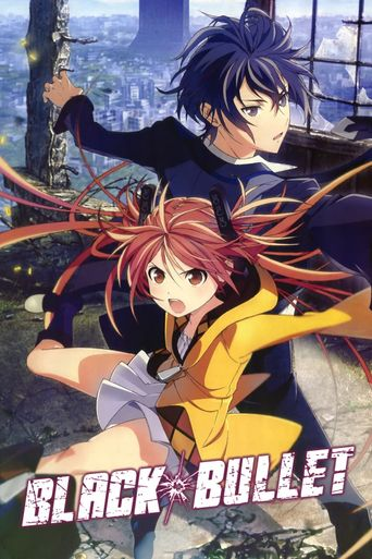 Watch Black Bullet