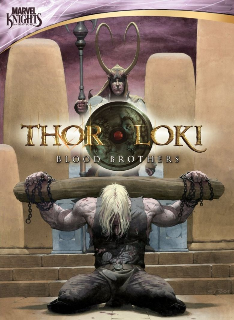 Thor & Loki: Blood Brothers Poster