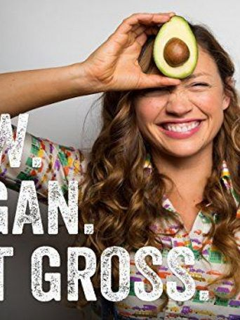 Raw. Vegan. Not Gross. Poster