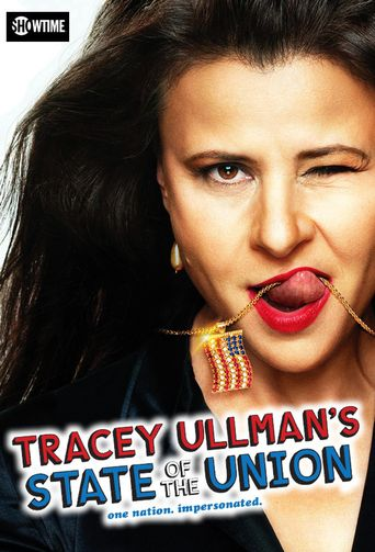 Tracey Ullman's State of the Union Poster