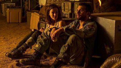 Season 01, Episode 18 Providence