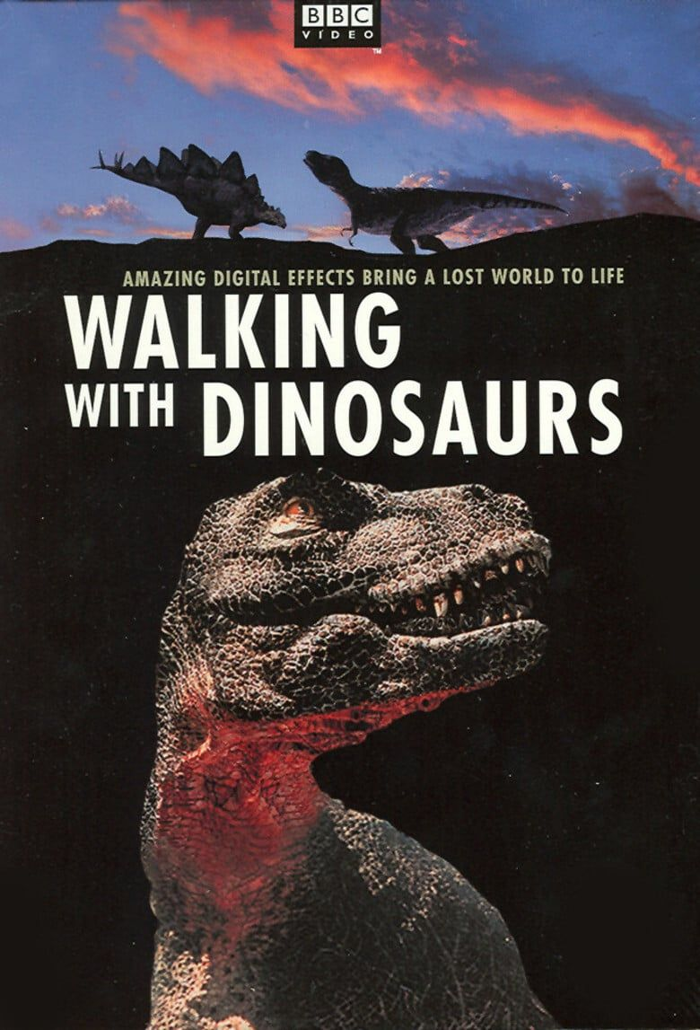 Walking with Dinosaurs Poster