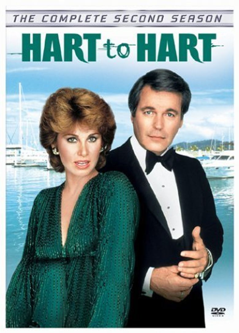 Hart to Hart Poster