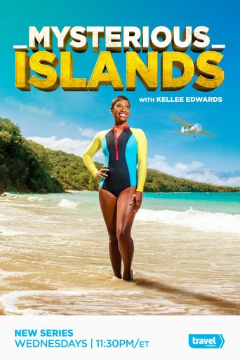 Mysterious Islands Poster