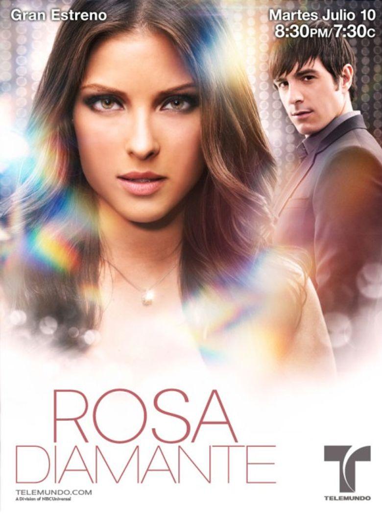 Rosa Diamante Poster