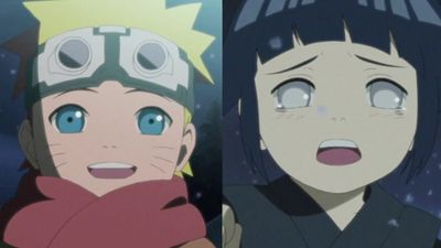 Season 24, Episode 480 Naruto and Hinata