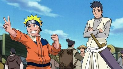 Season 09, Episode 06 Naruto's School of Revenge