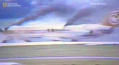 Season 04, Episode 03 Fire Fight (Air Canada Flight 797)