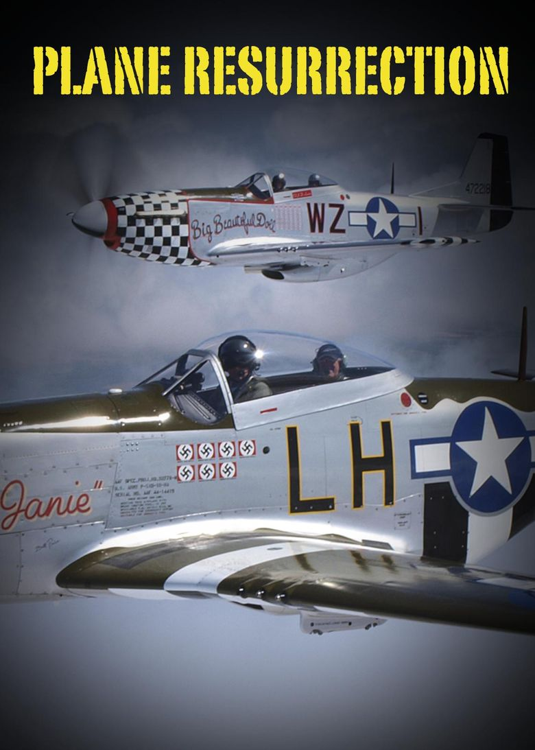 Plane Resurrection Poster