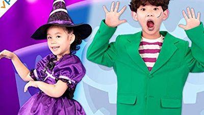 Season 01, Episode 06 Halloween Dance Party