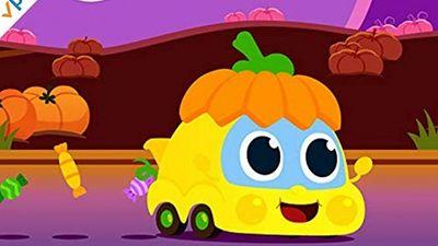 Season 01, Episode 03 Halloween Car