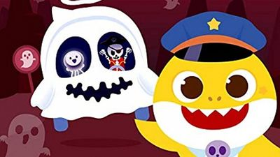 Season 02, Episode 02 Baby Shark Halloween Bus