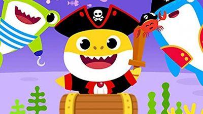 Season 02, Episode 07 Pirate Baby Shark