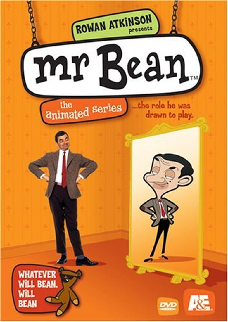 Mr. Bean: The Animated Series Poster