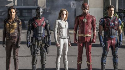 Season 03, Episode 08 Crisis on Earth-X (IV)