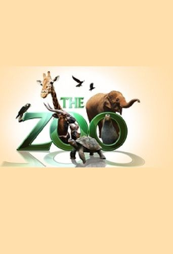 The Zoo (AU) Poster