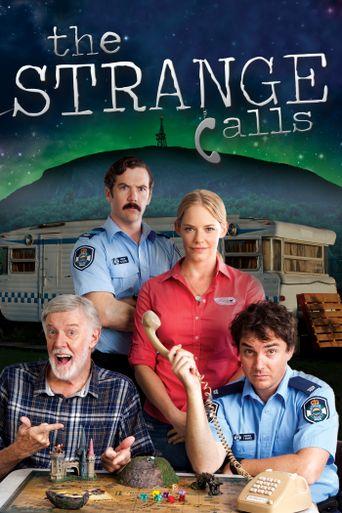 The Strange Calls Poster