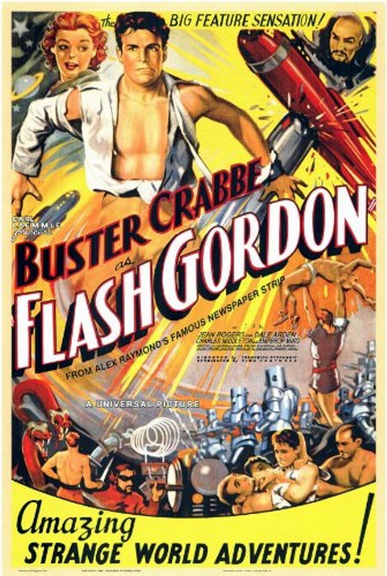 Flash Gordon (1936-1940) Poster