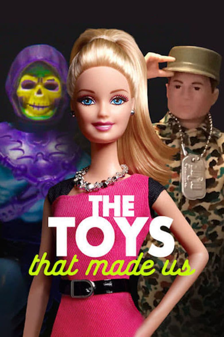 The Toys That Made Us Poster