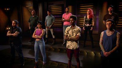 Season 07, Episode 01 Initiation
