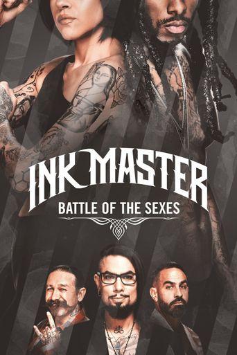 Ink Master Poster