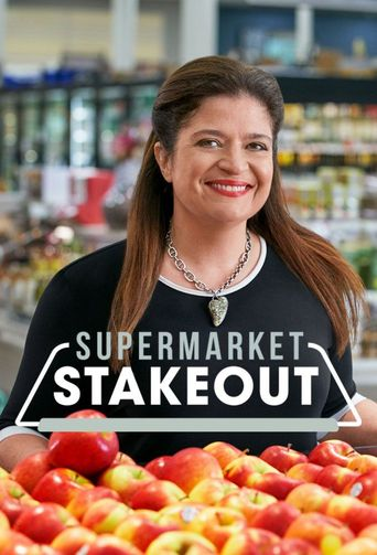 Supermarket Stakeout Poster