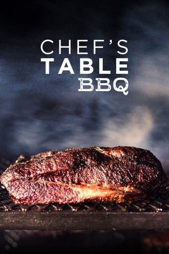 Chef's Table: BBQ Poster