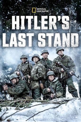 Hitler's Last Stand Poster