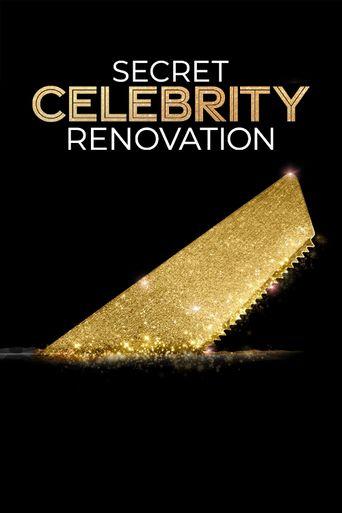 Secret Celebrity Renovation Poster