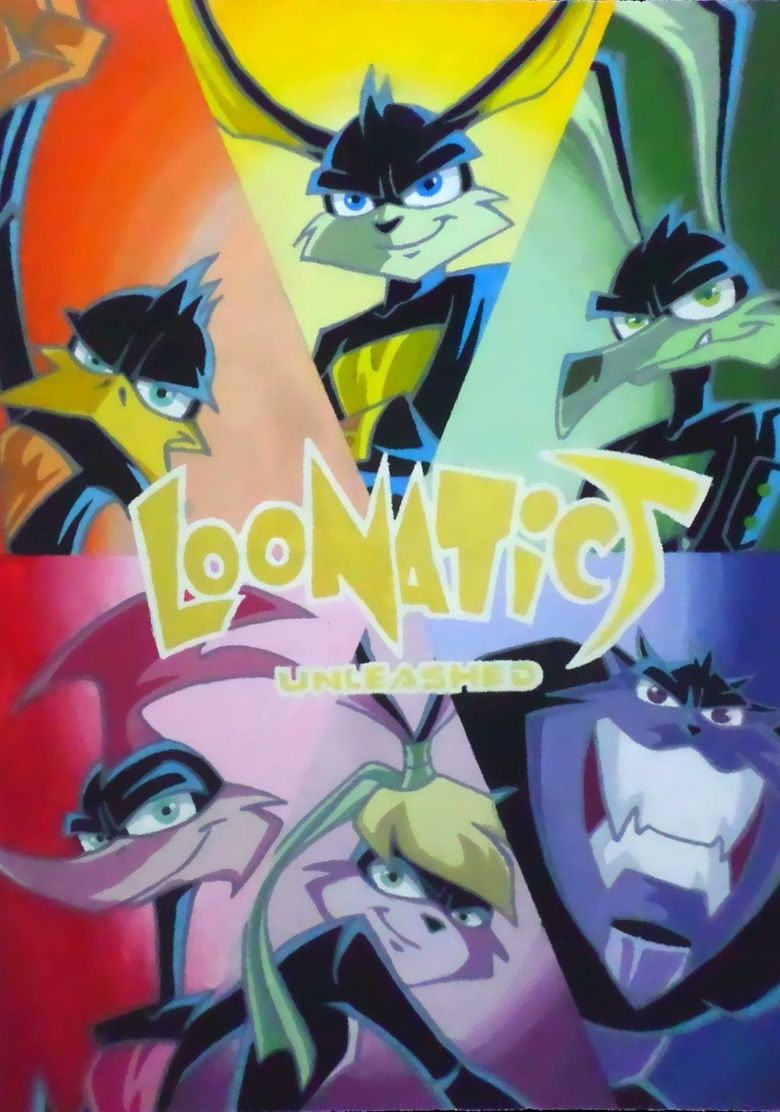 Spectrum of Madness: Loonatics Unleashed - Acmegeddon ... |Loonatics Unleashed Wedgie