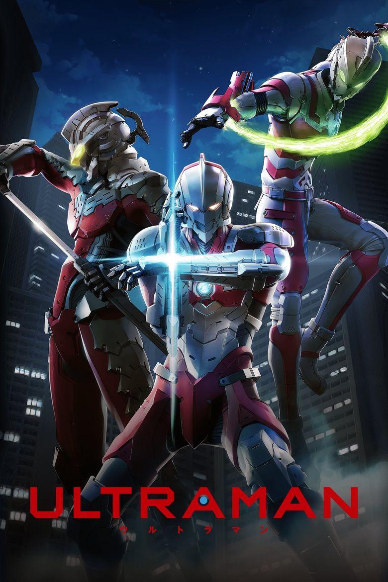 Ultraman - Watch Episodes on Netflix or Streaming Online