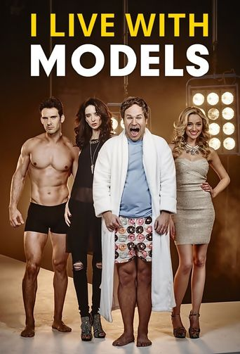 I Live with Models Poster