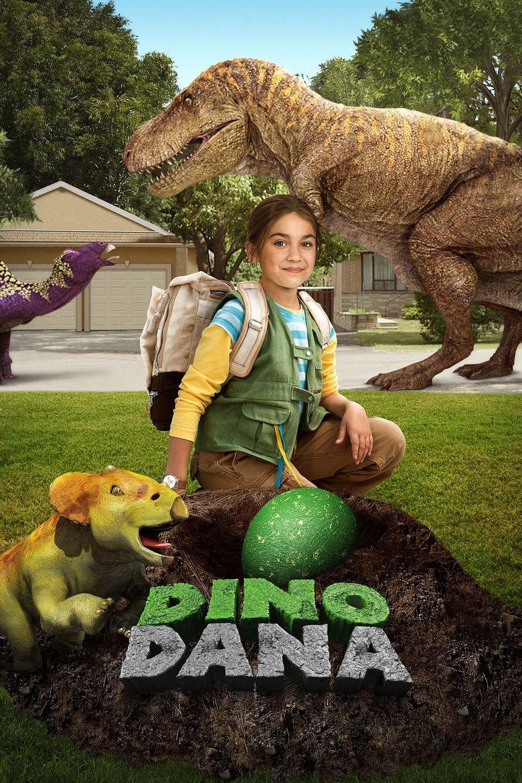 Dino Dana Poster