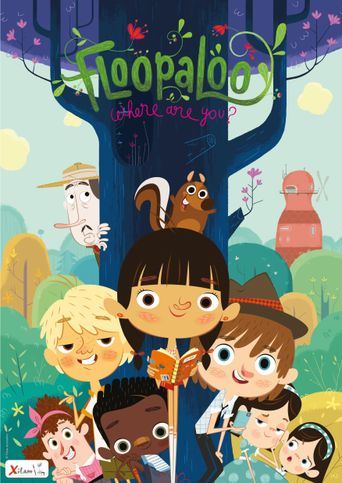 FloopaLoo, Where Are You? Poster