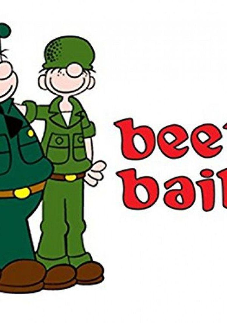 Beetle Bailey Poster
