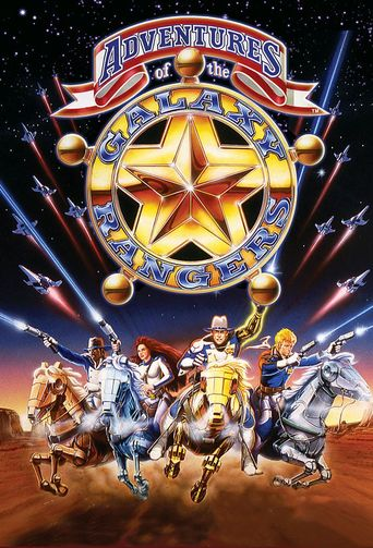 Watch The Adventures of the Galaxy Rangers
